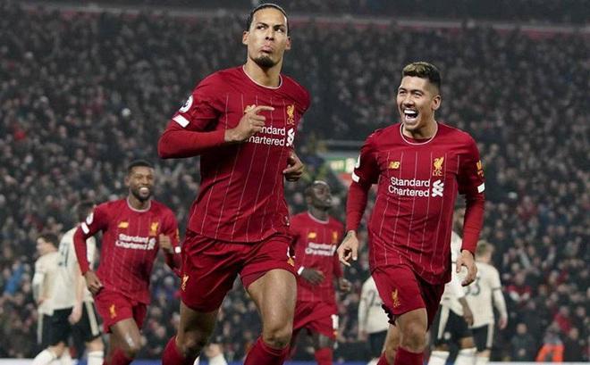 """Jurgen Klopp: """"Man.United nỗ lực, nhưng Liverpool có đẳng cấp"""""""