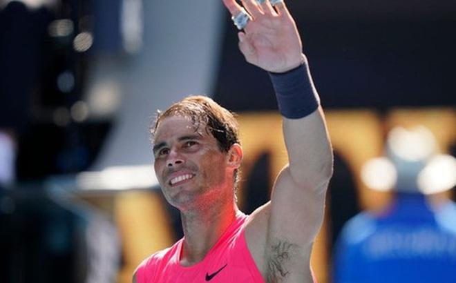 """Thua dễ trước Nadal, tay vợt vẫn hớn hở: """"Người dân đất nước tôi xem trận đấu như chung kết World Cup"""""""