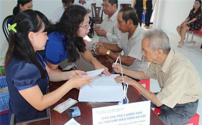 Đề xuất tăng lương hưu, trợ cấp bảo hiểm xã hội và trợ cấp hàng tháng