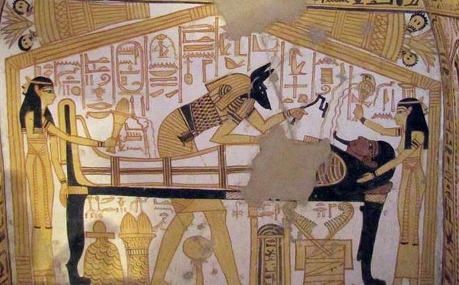 Bách khoa âm giới của người Ai Cập