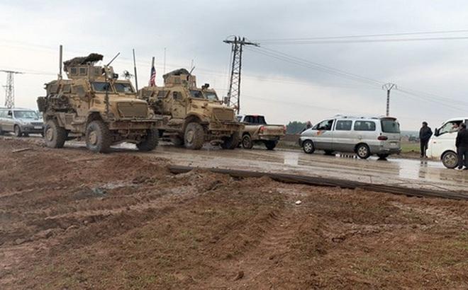 Nga dùng xe tăng để mở đường nếu Mỹ tiếp tục chặn đoàn tuần tra?