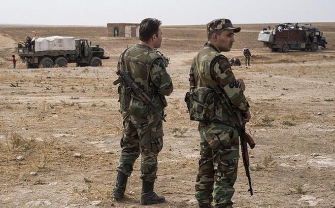 """Mỹ khoe """"chiến tích"""" chặn xe của Thiếu tướng Nga ở Syria"""