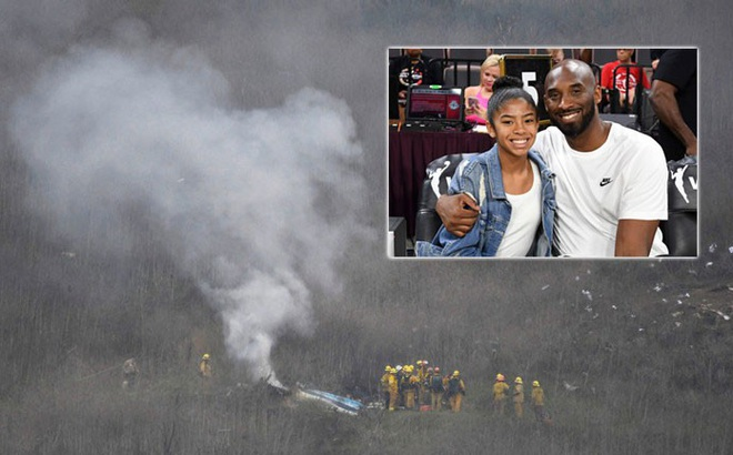 Dự định cuối cùng của Kobe Bryant trước khi tử nạn vì rơi trực thăng