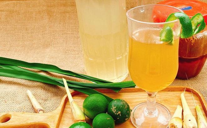 Phòng virus Corona - nấu ngay nước chanh sả cho cả nhà uống tăng đề kháng nhé các mẹ!
