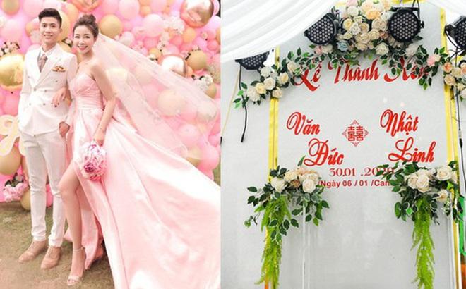 Cận cảnh nhà Phan Văn Đức trước đám cưới với Nhật Linh: Giản dị đón khách quê hương, làm rõ lịch trình tổ chức cưới và đón dâu