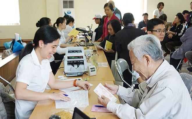 Lương hưu, trợ cấp bảo hiểm xã hội tăng lên 1,6 triệu đồng/tháng từ 1-7-2020