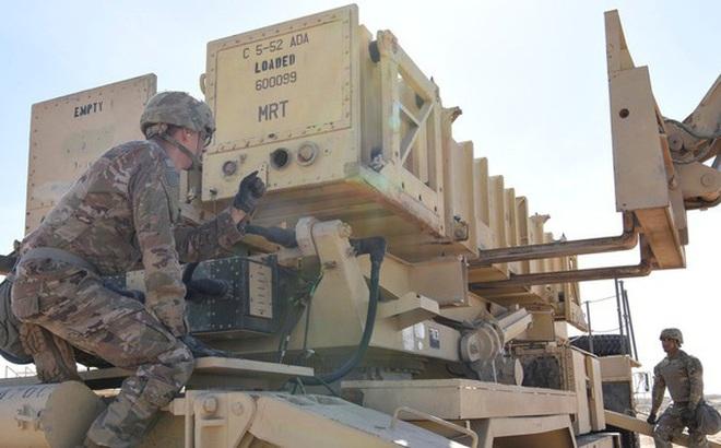 """Tướng Mỹ: Triển khai sẵn Patriot ở Iraq """"chưa chắc"""" ngăn được tên lửa Iran"""
