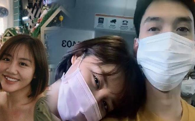 Văn Mai Hương đăng ảnh tình tứ, đi du lịch cùng bạn trai