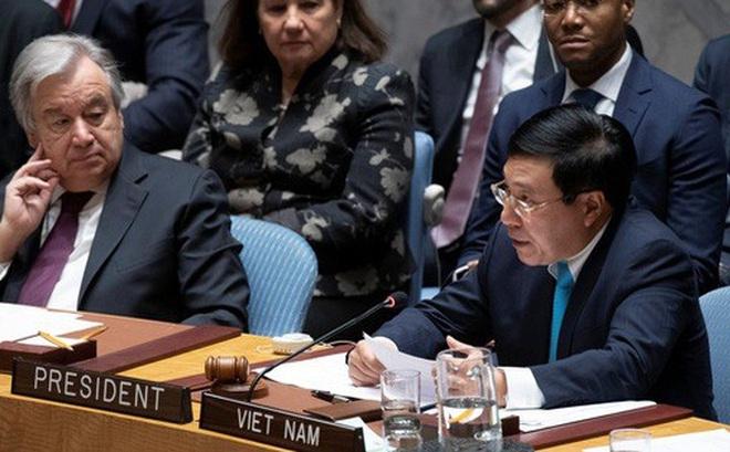 Phó thủ tướng, Bộ trưởng Ngoại giao Phạm Bình Minh: Việt Nam chủ động với vai trò kép năm 2020