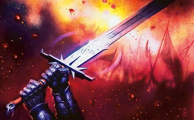 Những thanh thần kiếm mang sức mạnh khủng khiếp trong thần thoại