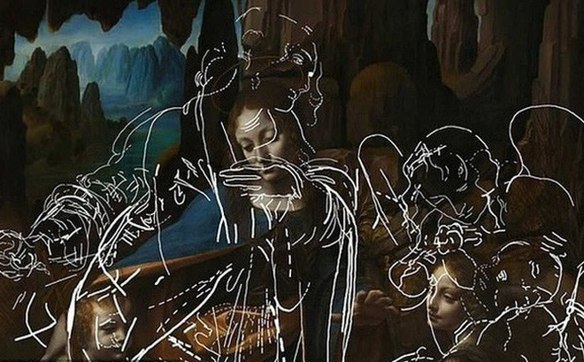 Sau hơn 500 năm, bí mật ẩn dưới kiệt tác nổi tiếng của Leonardo da Vinci cuối cùng đã được giải mã