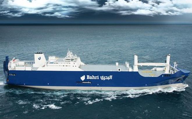 Tàu chở hàng Saudi Arabia bị nghi ngờ đến Pháp để nhận vũ khí