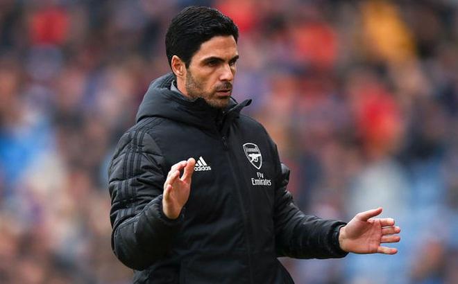 HLV Arteta xác định 3 mục tiêu chuyển nhượng cho Arsenal