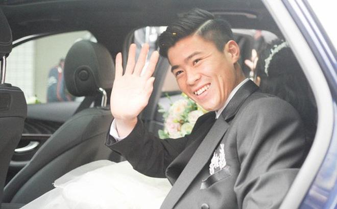 Khoảnh khắc độc: Chú rể Duy Mạnh quẩy cực sung trước ngày cưới 'công chúa béo' Quỳnh Anh