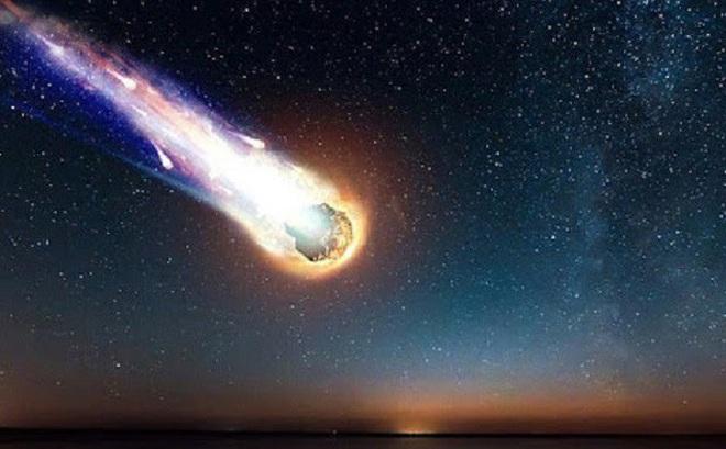 Cận cảnh thiên thạch rơi xuống Trái đất