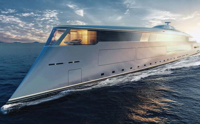 Bill Gates là người đầu tiên trên Thế giới sắm tàu thủy chạy bằng Hydrogen