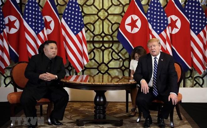 Tổng thống Trump không muốn cuộc gặp thượng đỉnh Mỹ-Triều trước bầu cử