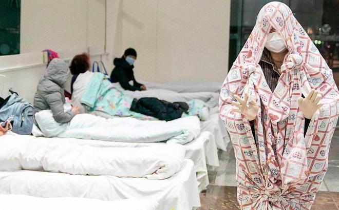 Dịch corona: Triệu chứng mới chưa từng thấy ở bệnh nhân nhiễm virus corona