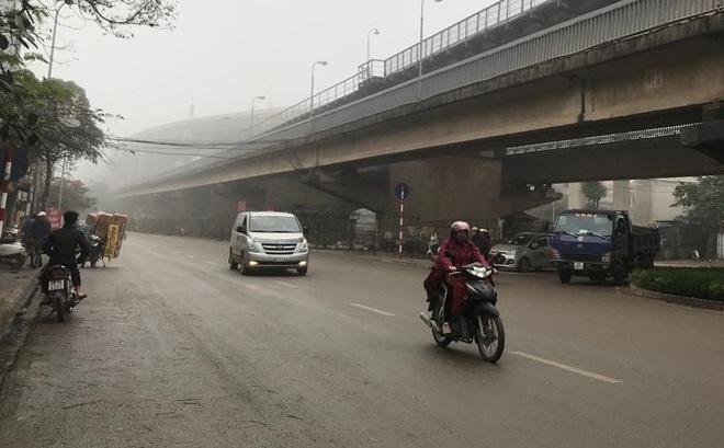 Không khí lạnh có thể gây mưa cho các tỉnh Bắc Bộ, Bắc Trung Bộ những ngày cuối tuần. Ảnh: Nguyễn Hoài.