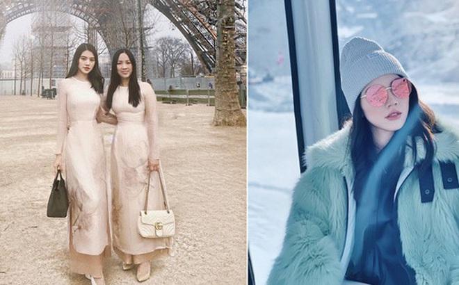 Xem hai mẹ con rich kid Jolie Nguyễn đi du lịch mà ai cũng phải ghen tị: đi vòng quanh châu Âu tận 5 nước, lên hình lung linh cả mẹ lẫn con