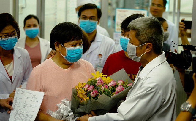 """Bệnh nhân corona Trung Quốc: """"Tôi may mắn khi phát hiện bệnh ở Việt Nam"""""""
