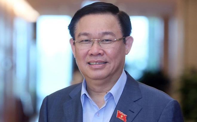 Ông Vương Đình Huệ chuyển sinh hoạt về Đoàn đại biểu Quốc hội Hà Nội