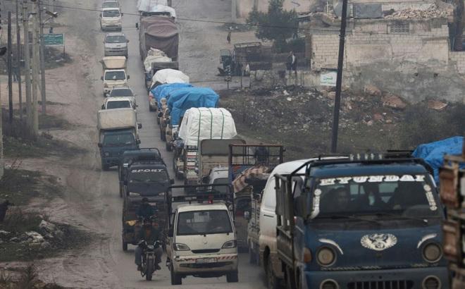 Idlib – chảo lửa nhắc nhở cuộc chiến Syria chưa có hồi kết