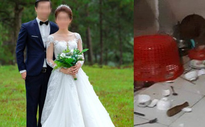"""Chồng hất tung mâm ra sân vì vợ chưa kịp xới cơm cho mẹ chồng, song phản ứng của nàng dâu mới thật sự khiến cả nhà """"hóa đá"""""""