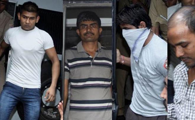 Ấn Độ sắp tử hình bốn thanh niên hiếp dâm từ bảy năm trước