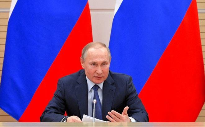 Tổng thống Nga có thể được miễn truy tố theo hiến pháp mới