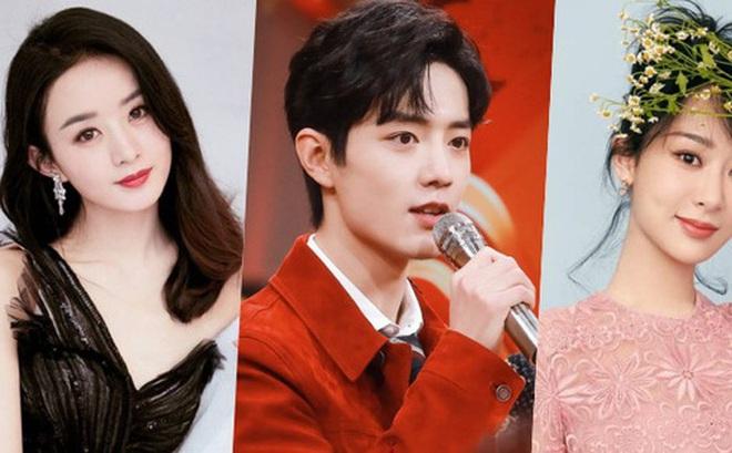 Top 3 mỹ nhân, nam thần Cbiz netizen muốn hẹn hò nhất: Dương Tử vượt mặt Triệu Lệ Dĩnh, Tiêu Chiến chiếm vị trí số mấy?