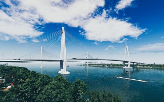 Khởi công xây dựng cầu Mỹ Thuận 2 qua sông Tiền tổng vốn hơn 5.000 tỷ đồng