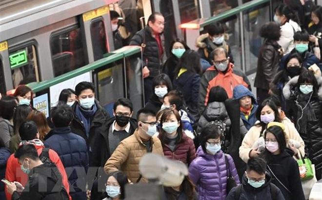 Đài Loan nâng cảnh báo dịch COVID-19 lên mức cao nhất