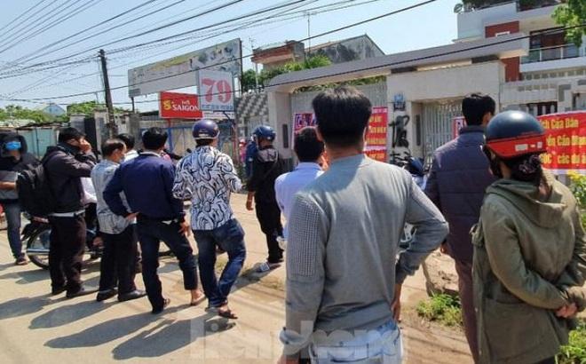 Giám đốc Cty bất động sản bị bắt, hàng chục người vây nhà riêng đòi tiền
