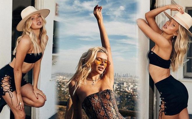 Vẻ sexy gây mê của siêu mẫu gốc Cuba nổi tiếng thế giới