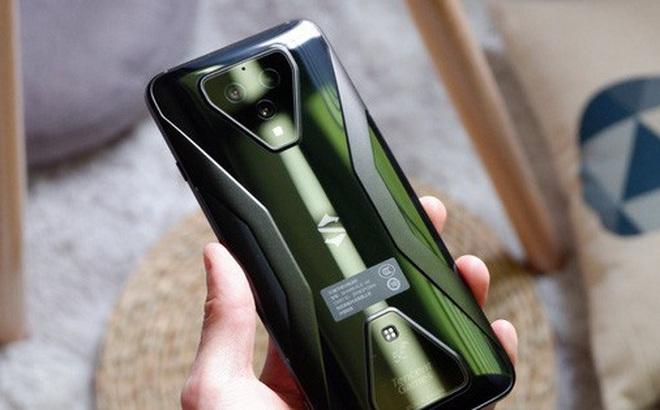 Trên tay Black Shark 3: Siêu phẩm smartphone chơi game của Xiaomi