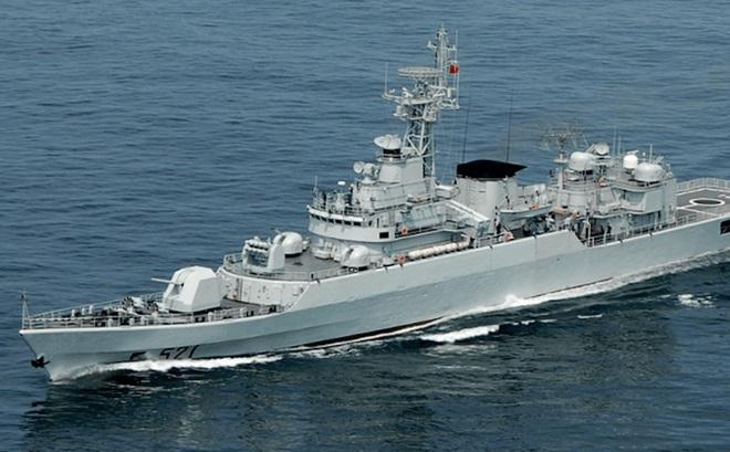 Hải quân Trung Quốc nâng cấp tàu chiến lạc hậu