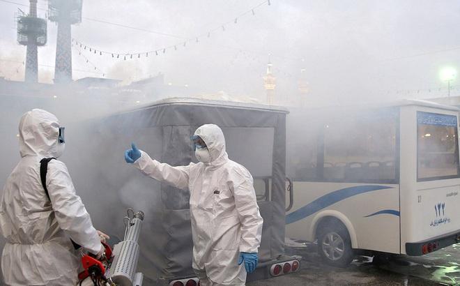 Ngoại trưởng Iran tố Mỹ cản trở ngăn chặn dịch Covid-19