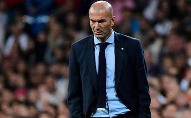 Thua sốc Betis, HLV Zidane thừa nhận học trò quá tệ