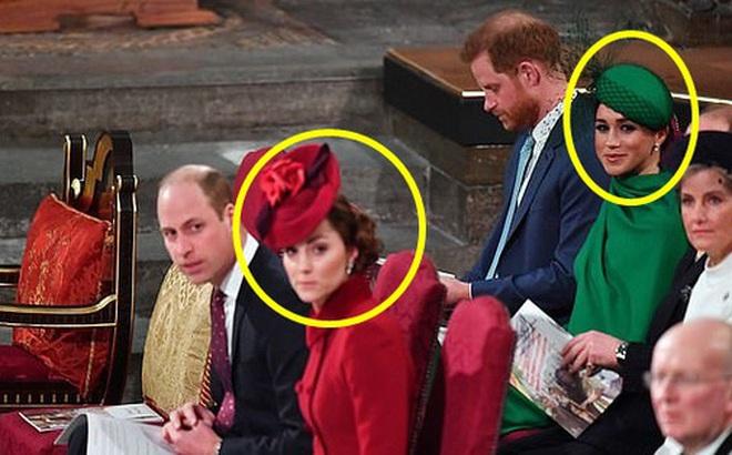 Sự thất vọng hoàng gia: Gia đình Công nương Kate và vợ chồng em dâu Meghan Markle tránh chạm mặt nhau, hạn chế sự tương tác