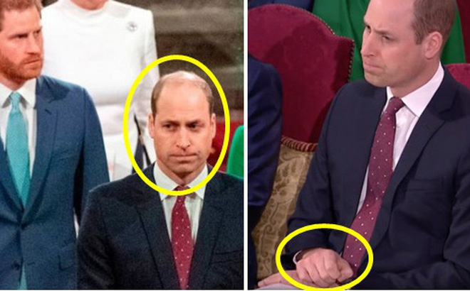 Bị chỉ trích là lạnh nhạt với em trai nhưng khoảnh khắc Hoàng tử William mím chặt môi, kiềm chế cảm xúc trước Harry khiến nhiều người phải xót xa