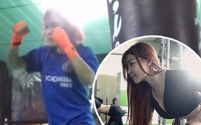 Yến Xuân khoe video tập Muay Thái cực ngầu 3 năm trước, hẹn ngày trở lại với môn võ yêu thích