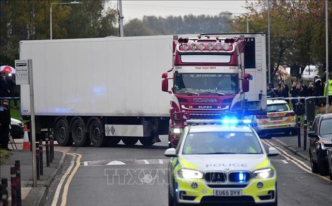 Cáo buộc thêm một đối tượng liên quan vụ 39 thi thể người Việt trong xe tải ở Anh