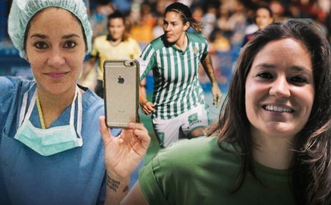 Nữ cầu thủ Ana Romero và niềm mong mỏi được ra tiền tuyến để góp sức chống dịch Covid-19: Tôi có thể làm bất kể công việc gì, ở bất kỳ nơi đâu