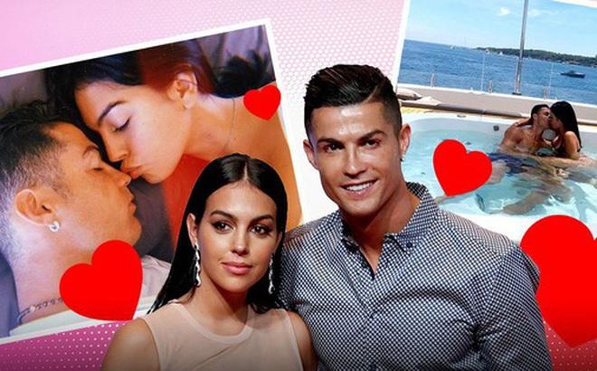 5 điều bạn chưa biết về Georgina Rodriguez, cô bạn gái nóng bỏng của Ronaldo