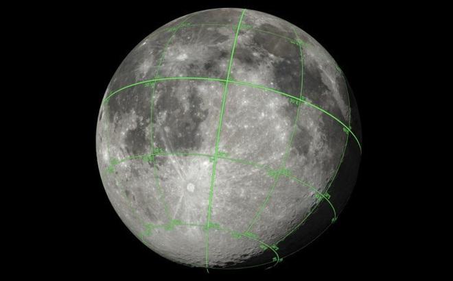 Nga sẽ tạo bản đồ Mặt Trăng 3D đầu tiên