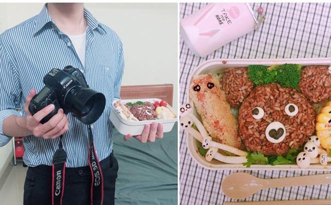 Học nấu ăn sau khi bị bồ đá, thành quả của chàng trai giấu mặt khiến hội chị em rần rần 'nhận vơ' làm chồng
