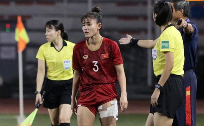 Làm rõ lý do nhà vô địch SEA Games 30 - Chương Thị Kiều vẫn chưa được chữa chấn thương