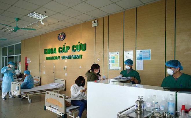 Lý giải việc bác sĩ Bệnh viện Bệnh Nhiệt đới Trung ương nhiễm Covid-19, nhiều bệnh nhân nặng hơn