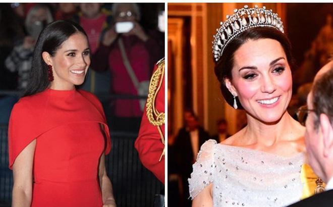 """Vai trò khác biệt của hai nàng dâu hoàng gia giữa dịch Covid-19: Người trở thành """"trụ cột"""", người ở nhà đăng Instagram hàng ngày"""
